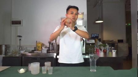 冰淇淋红茶-大麦哥奶茶学院爆款饮品