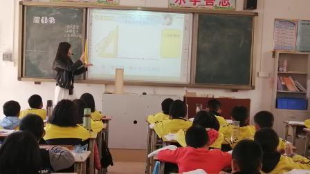 2019-2020学年第一学期四年级数学科《画垂线》松柏镇第二小学蓝玉莲