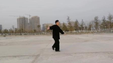 陳式心意混元24式太極拳