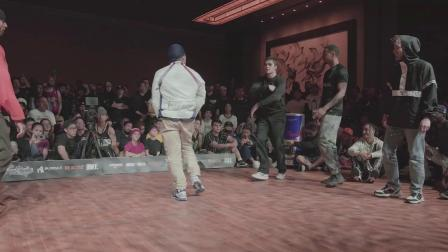 Renegade Lords vs. Belgians With 半决赛 Freestyle Session 2019