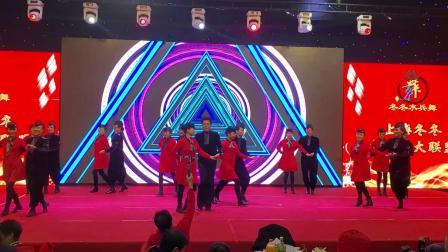 2019年12月8号上海舞动时代水兵舞-上海冬冬水兵舞 联谊会(呼吸的吉特巴)