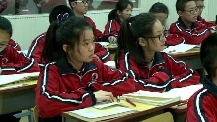 部编人教版八年级上册数学《三角形复习题11》优质课教学视频,辽宁省