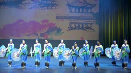 舞蹈《一壶清水》丽水市直机关老干部旗袍协会俏江南艺术团(丽水大剧院)8