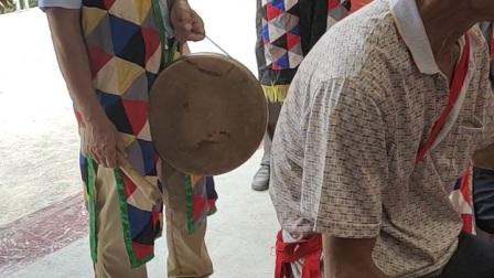 广西平果道场安龙社庙之投坛(玄门)