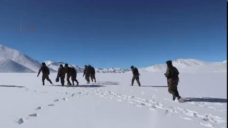 【揪心[泪],每次巡逻都是一场生死考验】海拔5418米,-30℃,50%含氧量,45度陡坡……在喀喇昆仑高原深处,有全军海拔最高的新疆河尾滩...