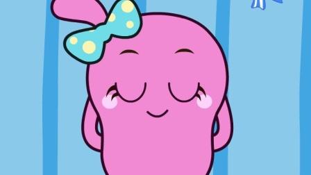 咕力咕力:相亲相爱的咕力 小朋友们和家人要相亲相爱哦
