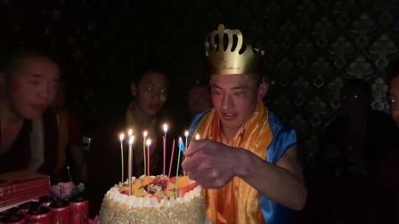 尼达生日快乐🎂 祝寿蛋糕