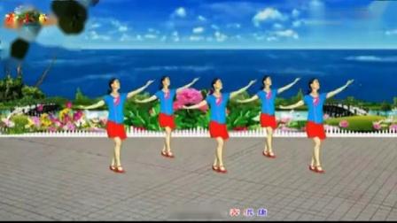 小溪山春广场舞《幸福都是奋斗出来的》 编舞青儿_标清