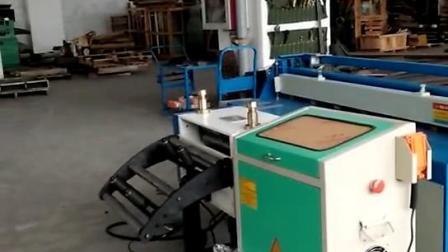 放卷机+整平机+伺服送料机+剪板机 冲压自动化横剪生产线 无锡祥翔机械