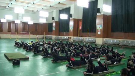 配课件教案 1.七年级体育《蛙泳蹬腿》内蒙古省一等奖