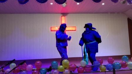 基督教表演唱 (逛教会)