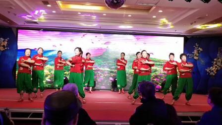 2019.12.29健步走协会年会表演