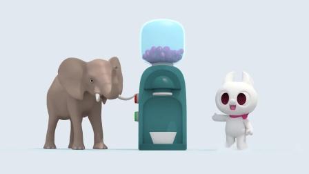 迷你特工队游戏:犀牛弄出了很多糖果犀牛和麦克斯要做什么呢?