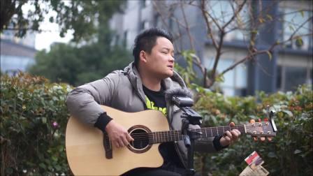 【kevin出品】吉他弹唱 空白格(抚琴为你)