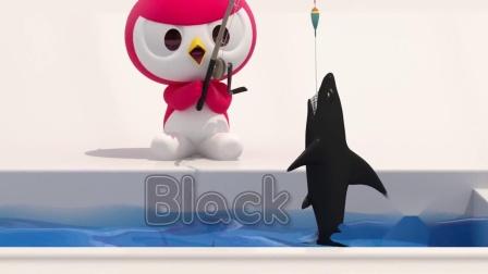 迷你特工队游戏:塞米跃跃欲试信心满满的她能钓到鱼吗?