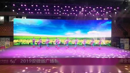 安徽省繁昌县繁舞飞韵队广场舞《金峨古韵》。上传:风继续吹!✍🏼