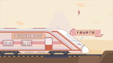 天弘指数基金,助你踏上牛市的列车!