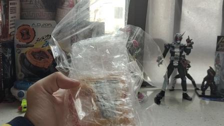 假面骑士艾克赛德咀咀汉堡卡带