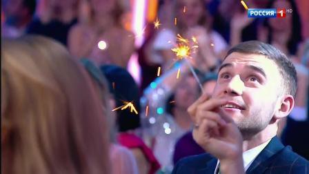 Vitas与Taisiya Povaliy合唱 梦里见不到你 2020俄罗斯新年蓝光之夜上的演出!