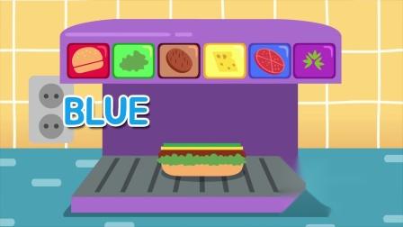 迷你特工队游戏:麦克斯来想要吃汉堡汉堡还有没有呢?