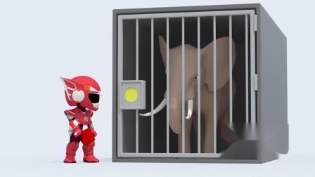 迷你特工队游:塞米营救小动物们有没有成功呢?