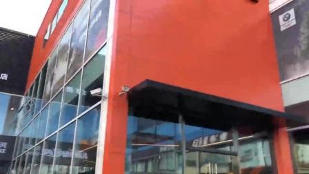 我在进店实拍KTM 1290 S ADV S截了一段小视频