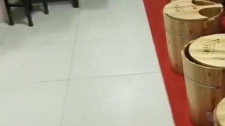 2020年1月9号在东效我徒弟开业,唱的陕南花鼓