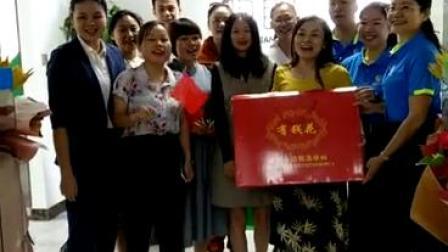 桂林煦朗职业培训学校开业花絮