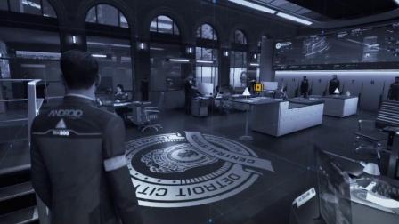【小狼正版游戏】《底特律成为人类》第三集