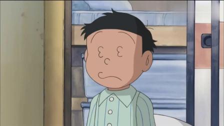 哆啦A梦:哆啦美过生日,哆啦A梦打算送她好吃的菠萝面包