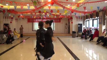 遵义播州区商贸城中心广场舞蹈队2020年会
