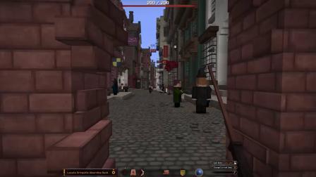 Minecraft School of Witchcraft