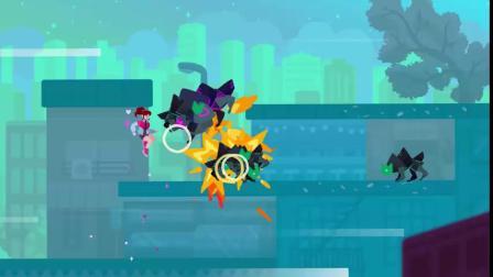【3DM游戏网】横版动作新游《Super Crush KO》预告片
