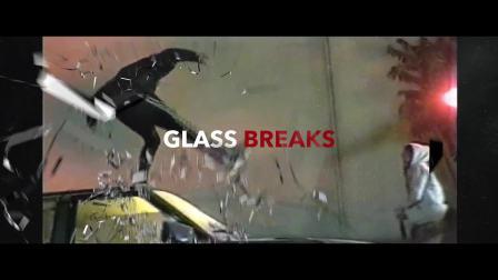 玻璃撞击破损4K视频素材CinePacks Glass FX
