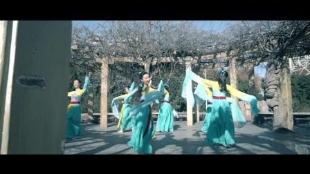 河南古典舞教练班,职业古典舞学校,郑州皇后舞蹈《女儿情》