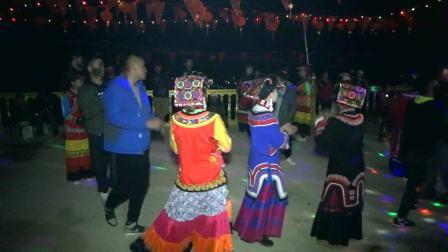 凉山彝族沙马木乃和什阿曲莫婚礼
