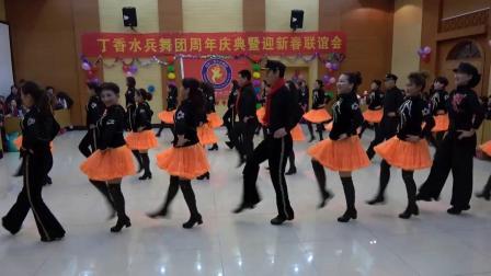 祝贺南京丁香水兵舞团周年庆典暨迎新春联谊会圆满成功举行2020-01-12