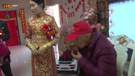 柯容坤先生与蔡婉迎小姐喜结良缘