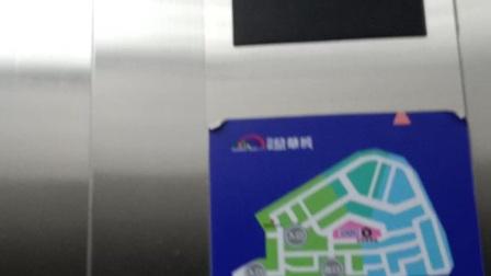 国贸益华城客梯间