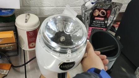惠家niche zero磨豆机 (1)文老师惠家KD-510商用咖啡机双头意式半自动
