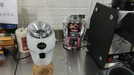 惠家niche zero磨豆机 (8)文老师惠家KD-510商用咖啡机双头意式半自动
