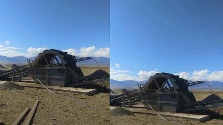 建筑垃圾破碎机移动制砂机移动式粉碎机厂家