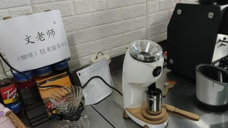 惠家niche zero咖啡磨豆机做意式 (1)咖啡机510参数使用培训惠家KD-510维修讲解