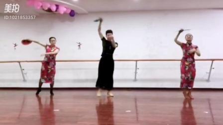 胡老师舞蹈旗袍美人