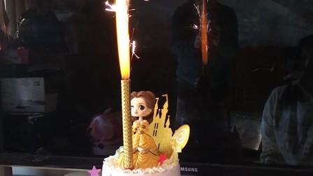 两岁生日蛋糕