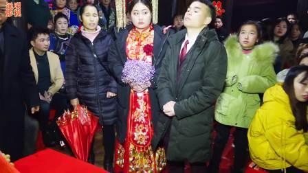 石荣波和石利霞新婚庆典