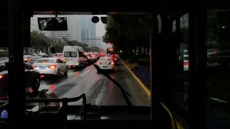 【浦东上南】638路公交车(W2B-076)(华鹏路成山路-利津路巨峰路)全程【VID_20200121_172224】