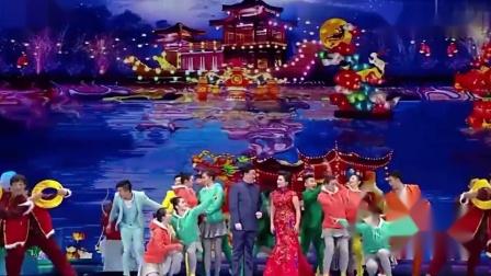 张也视频:《看山看水看中国》2017央视春晚现场