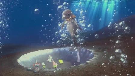 我在海绵宝宝截了一段小视频