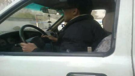 2012年底我的学车视频之二
